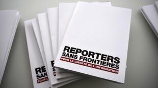 """La ONG Reporteros Sin Fronteras (RSF) lanzó el certificado Journalism Trust Initiative para luchar contra la desinformación y ofrecer un certificado a los medios considerados """"dignos de confianza"""" tras un proceso de verificación"""