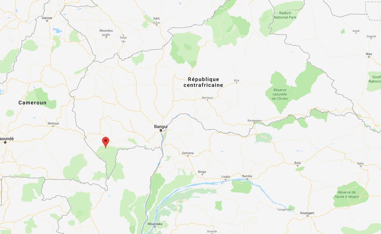 Убийство произошло в городе Нола, на юго-западе ЦАР