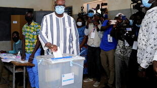 burkina roch marc christian kaboré élection vote