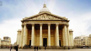 Điện Panthéon, Paris (Ảnh: Trung tâm các công trình quốc gia Pháp - CMN)