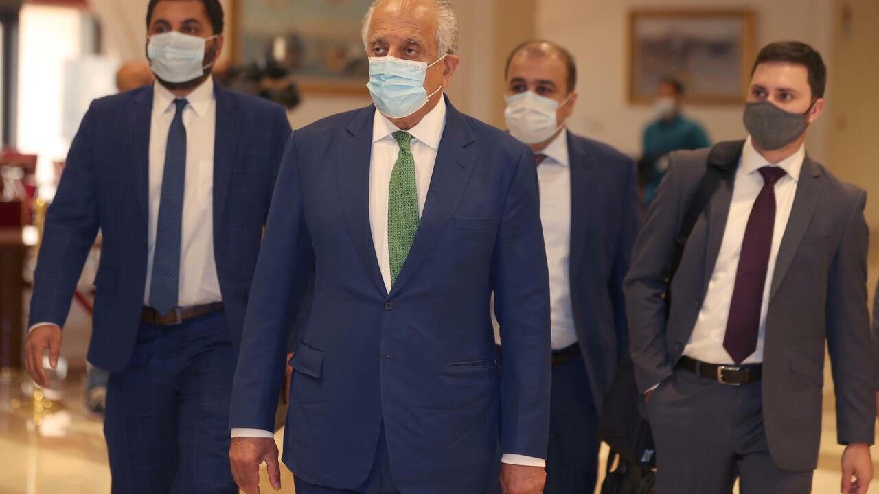 US should have pushed ex-Afghan president Ghani harder: Khalilzad