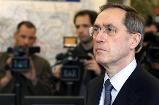 French Interior Minister Claude Guéant