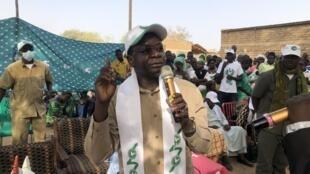 tchad - campagne présidentielle - Lagon - Pahimi Padacket Albert