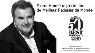 法国糕点师艾尔梅