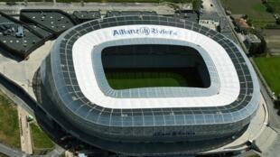 L'Allianz Riviera, stade de l'OGC Nice.