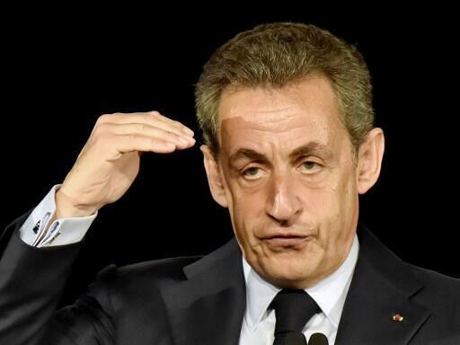 Rais wa zamani wa Ufaransa Nicolas Sarkozy