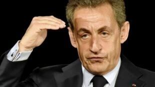 Tsohon shugaban Faransa Nicolas Sarkozy