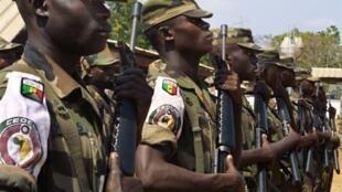 Senegal ta cimma yarjejeniyar soji da Amurka