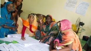 Atelier organisé par SOS Esclaves