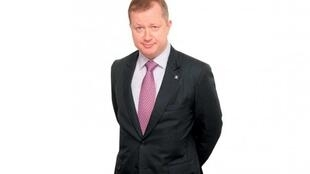 Pavel Chinsky est le directeur général de la Chambre de commerce franco-russe depuis 2007.