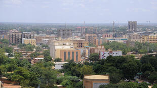 Burkina Faso's capital Ouagadougou