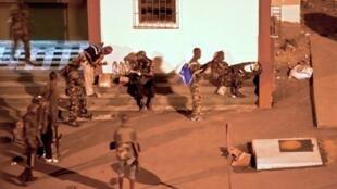 La batalla de Abiyán