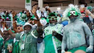 Сборная Нигерия покинула Россию раньше своих болельщиков: футболистам не удалось преодолеть групповой этап чемпионата