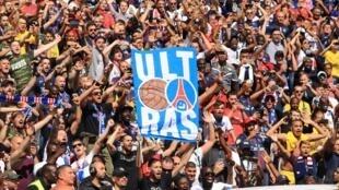 Os pesos pesados da liga francesa de futebol