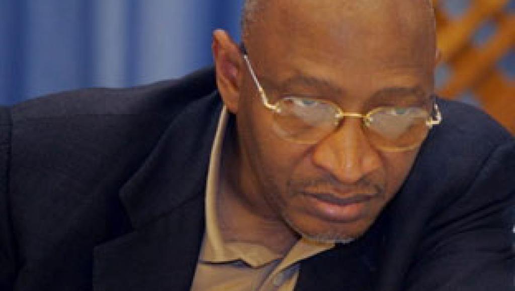 Soumeylou Boubèye Maïga.