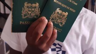 Un passeport délivré en 3 jours au Bénin et sans aucun intermédiaire.