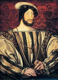 弗朗索瓦一世画像(约1527年)