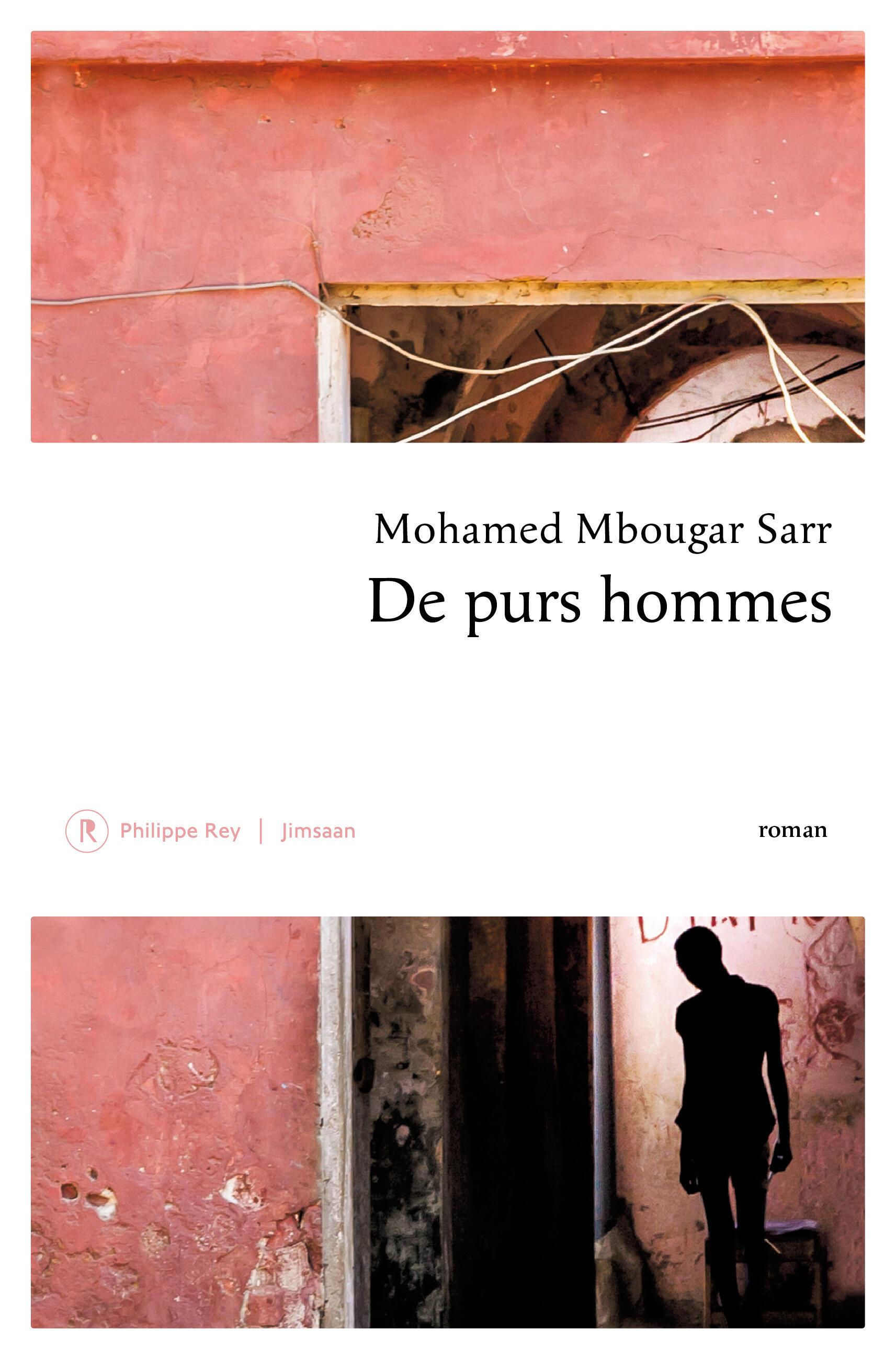 """Couverture du roman """"De purs hommes"""""""