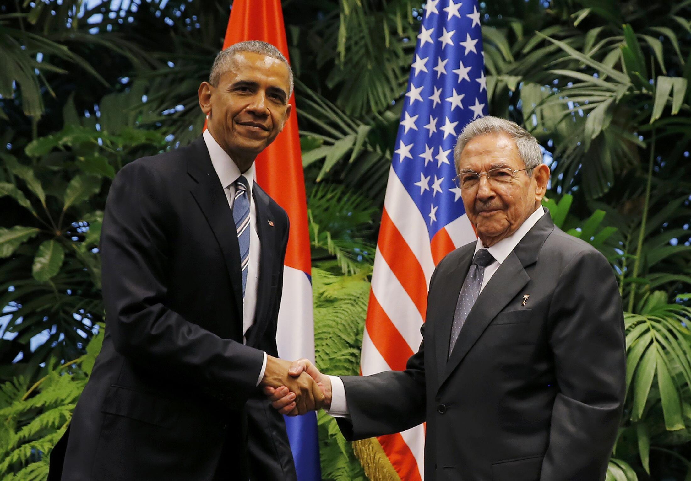 سفر اخیر باراک اوباما، رئیس جمهوری امریکا به کوبا