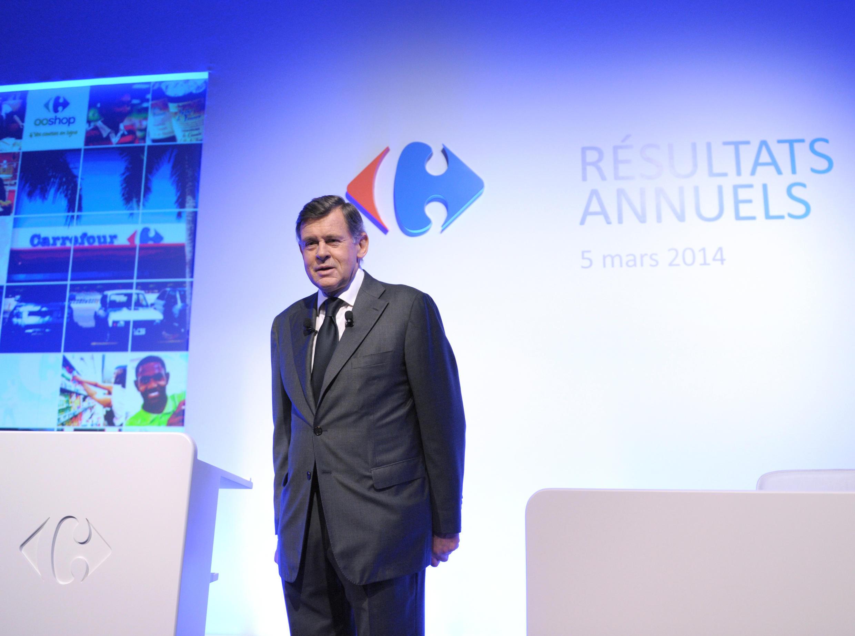 Жорж Пласса получил высокое вознаграждение на фоне низких результатов группы Carrefour, которую возглавлял