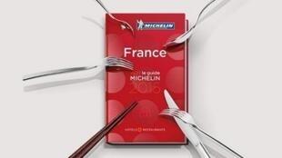 A mais recente edição do Guia Michelin 2015
