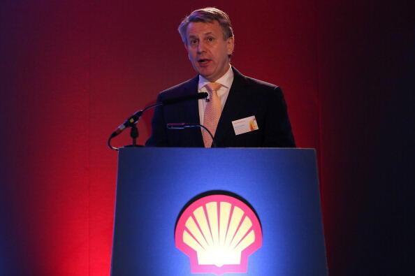 Ben van Beurden, PDG de Shell.
