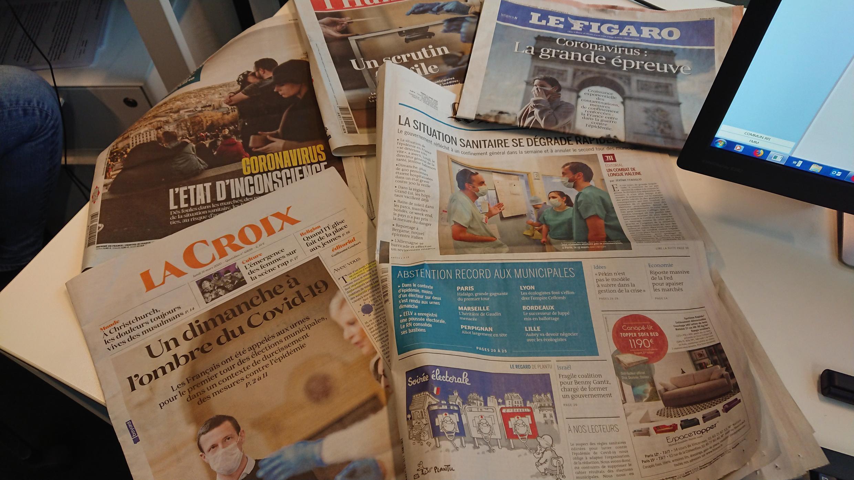 Jornais Primeiras Páginas