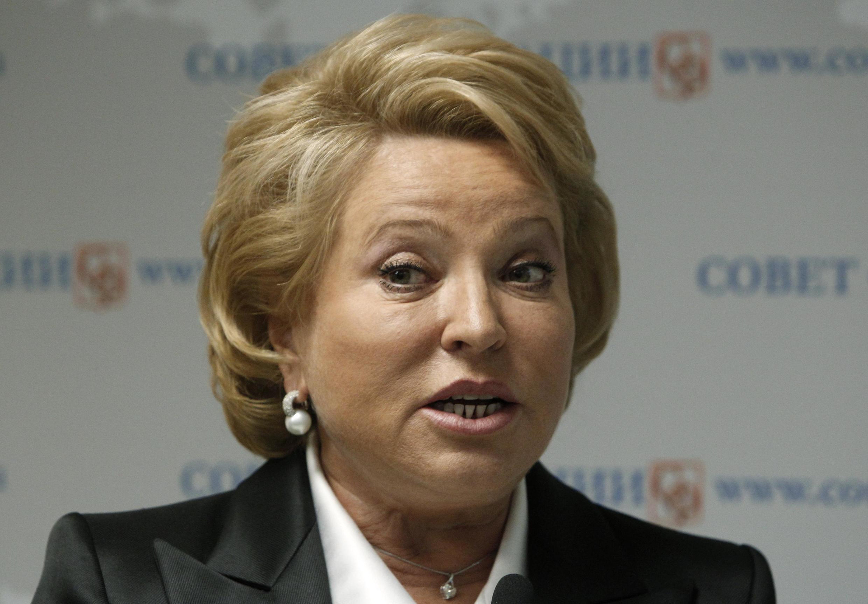 Сенатор Сулейман Керимов, обвиненный во Франции в финансовых преступлениях, встретился в Москве с главой Совета Федерации Валентиной Матвиенко