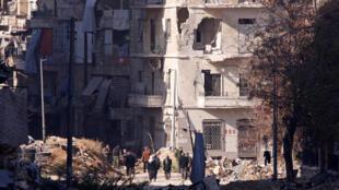 Exército sírio controla totalidade de Alepo