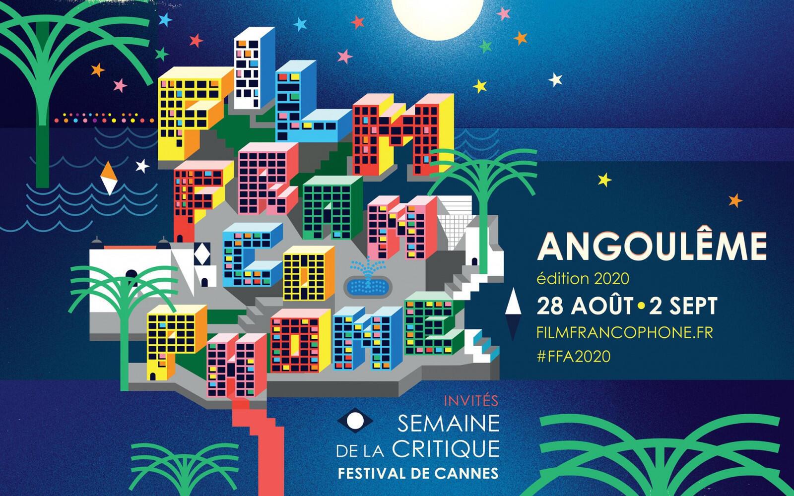 FILM FRANCOPHONE D'ANGOULÊME 2020