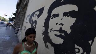 A La Havane, le 8 octobre 2012.