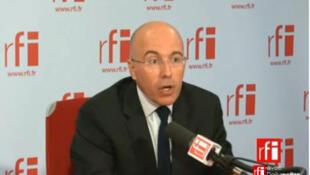 Eric Ciotti, député des Alpes Maritimes.