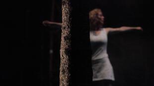 """""""Вот как ты пропадёшь"""", постановка Жизель Виенн. Авиньон 2010"""