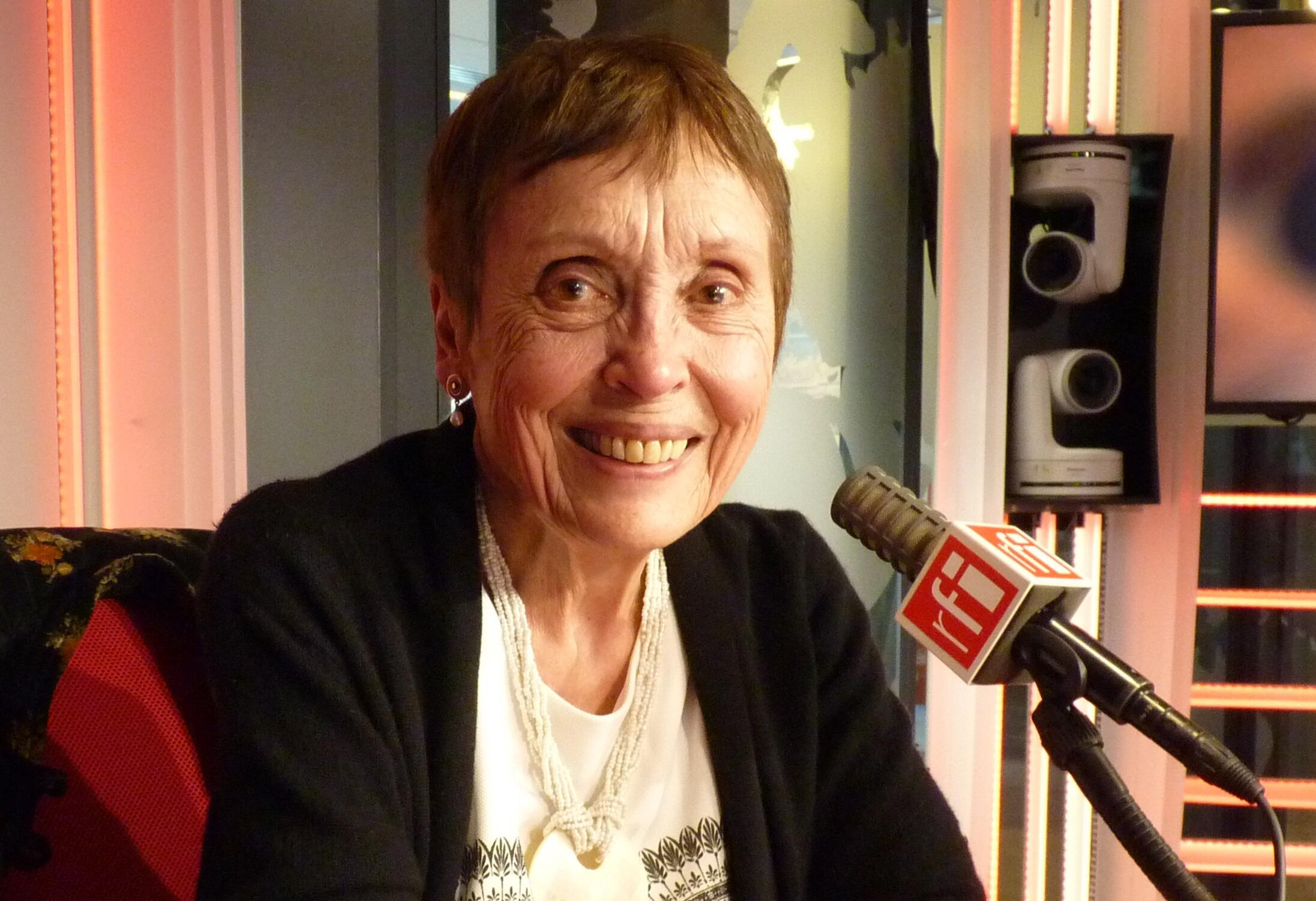 La antropóloga francesa Carmen Bernand en RFI