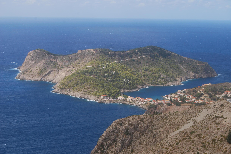 Um forte terremoto foi registrado na região ocidental da Grécia na ilha de Cefalônia.