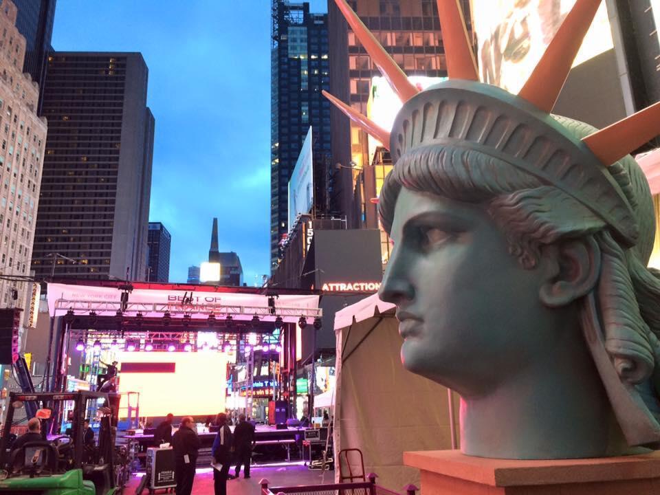 """Выставка """"Best of France"""" под открытым небом в Нью-Йорке 26-27 сентября 2015"""