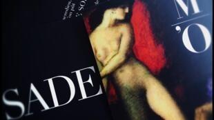 奥赛博物馆纪念萨德展览海报