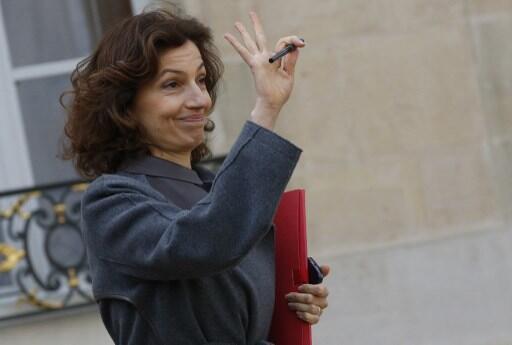 Audrey Azoulay, ministre de la Culture.