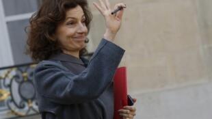 Audrey Azoulay, sabuwar shugabar hukumar UNESCO