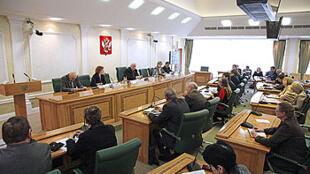 Заседание Совета Федерации 28/03/2012