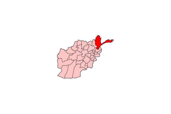موقعیت جغرافیایی ولایت بدخشان در افغانستان