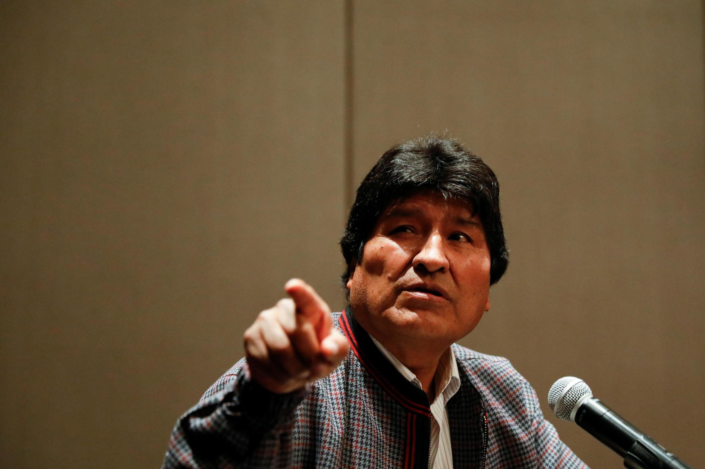 Tsohon shugaban Bolivia Evo Morales