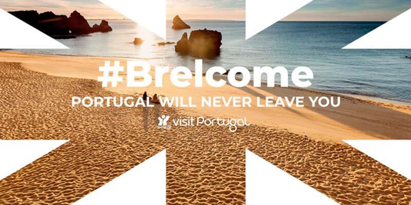 Un des petits clips vantant les charmes du Portugal aux touristes britanniques.