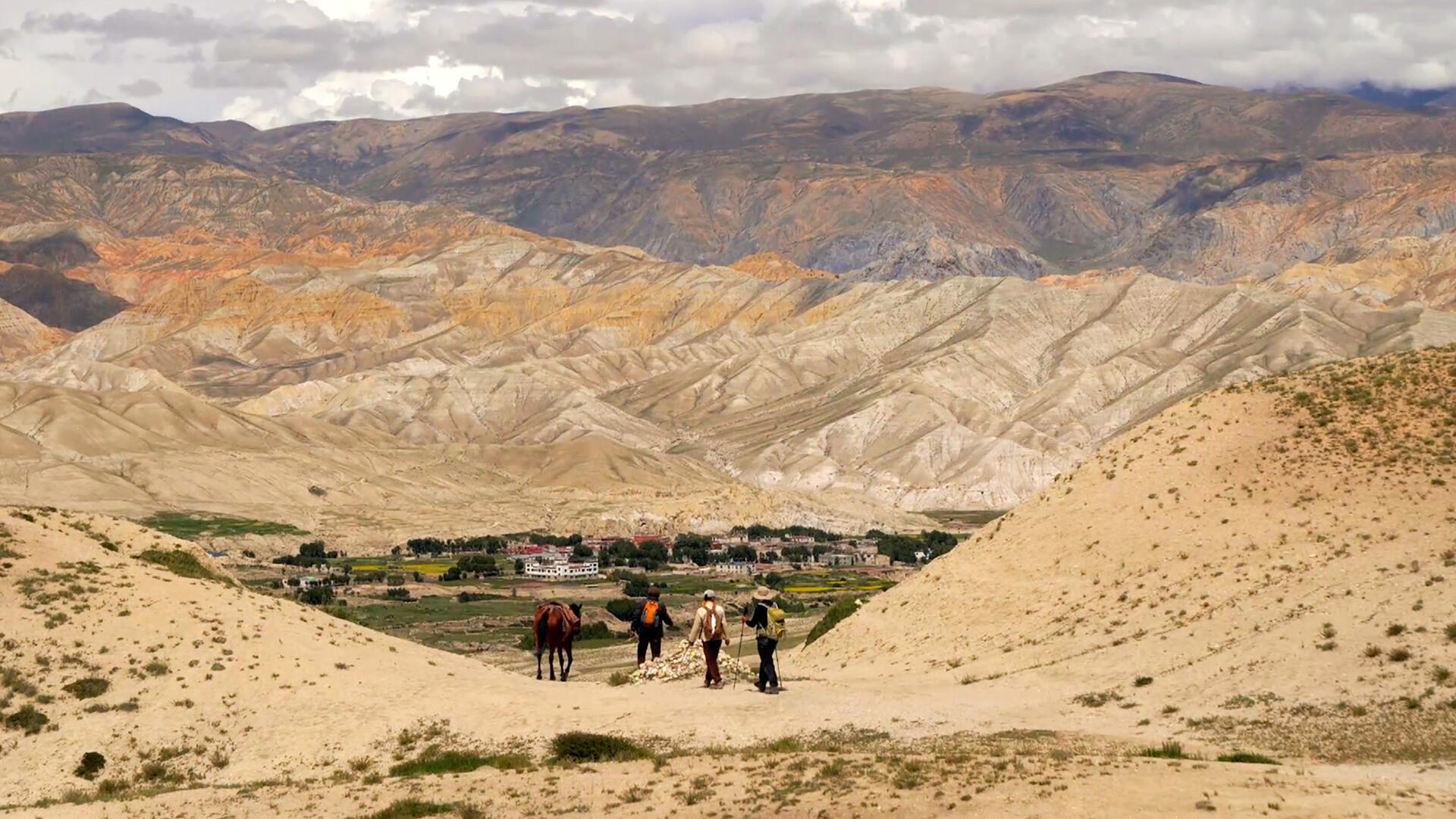 Mustang - Lo Manthang - capitale mythique - Olivier Weber - Si loin si proche