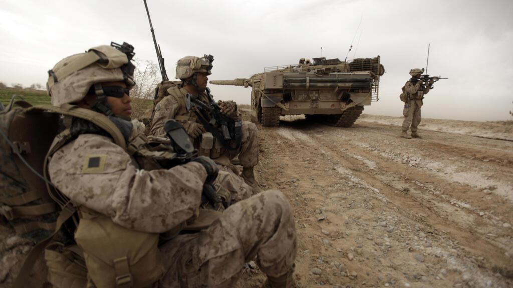 Washington promet le retrait des troupes américaines d'Afghanistan d'ici le 11 septembre