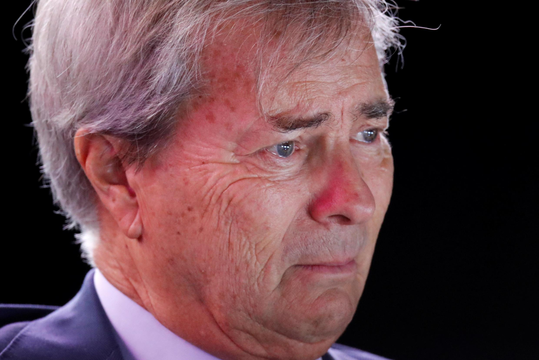 Après deux jours d'audition, l'homme d'affaires Vincent Bolloré a été mis en examen pour corruption.