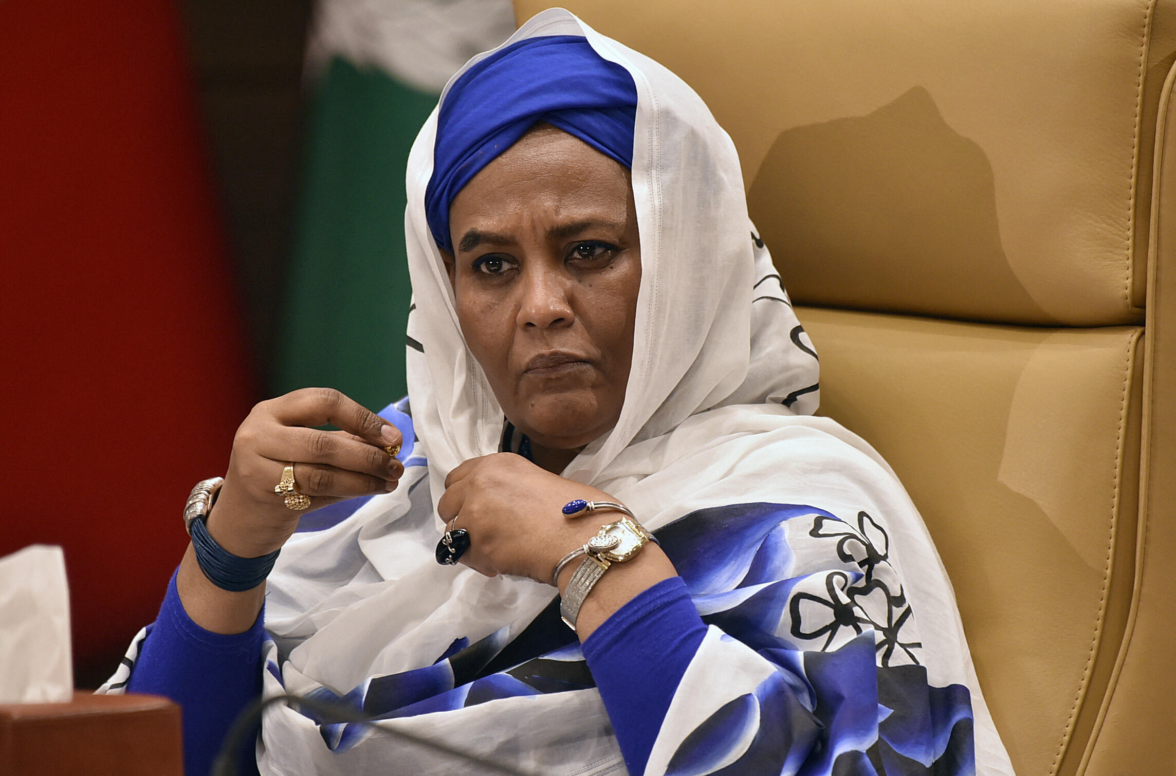 Maryam al-Sadeq al-Mahdi - Soudan - Oumma