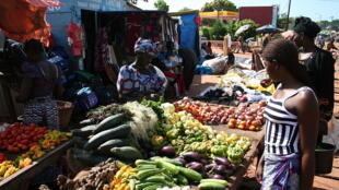 Kasuwar Banfora, a kasar Burkina Faso