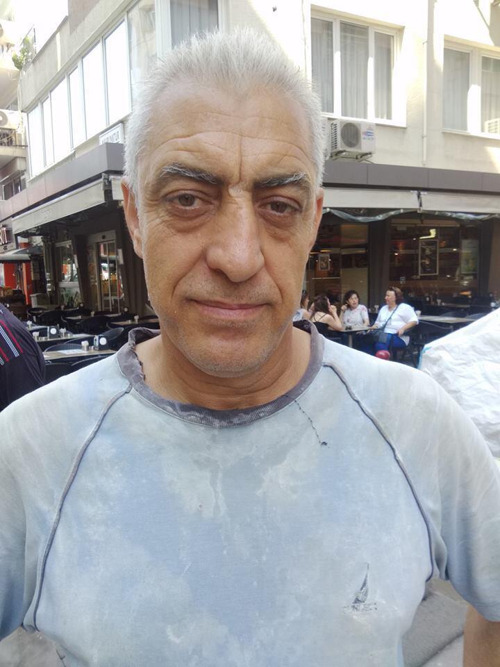 CHP voter Muslum Yildirim
