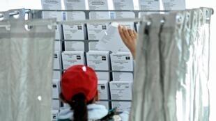 Alors que les Espagnols votaient fin avril pour les élections générales, ils votent ce dimanche pour les élections européennes, autonomiques et municipales.
